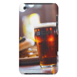 Glass of beer barely there iPod covers