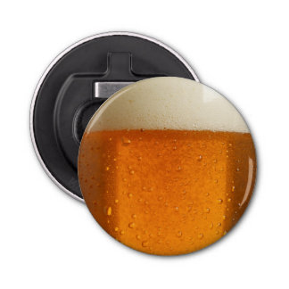 Glass of Beer Bottle Opener