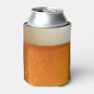 Glass of Beer Can Cooler