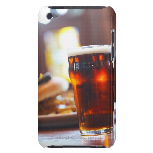 Glass of beer Case-Mate iPod touch case