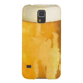 Glass of Beer Galaxy S5 Covers
