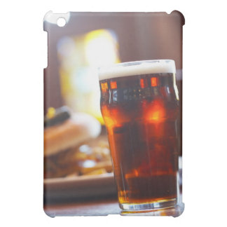 Glass of beer iPad mini cover