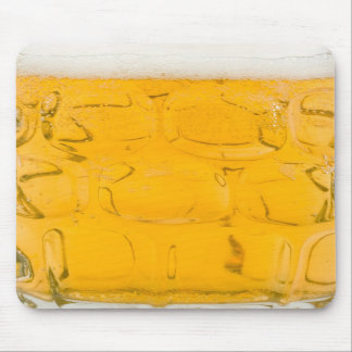 glass of beer mousepad