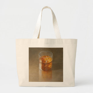 Glass of Whisky 2010 Large Tote Bag