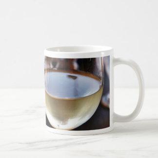 Glass Of White Wine Mugs