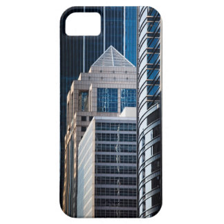Glass skyscrapers line Chicago's financial Barely There iPhone 5 Case