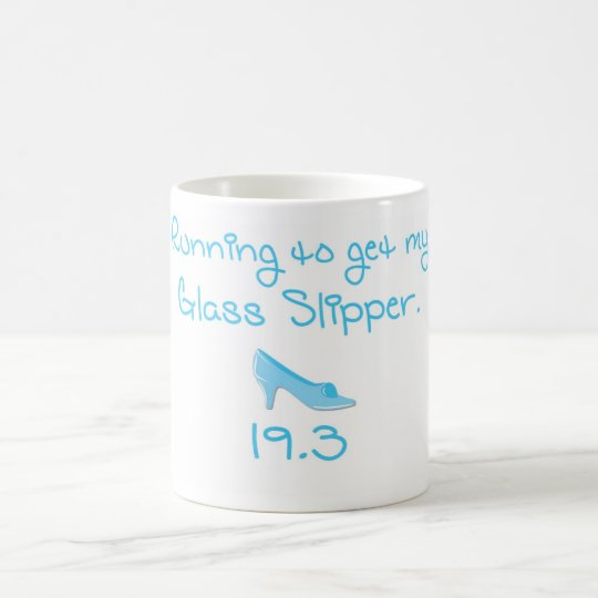 Glass Slipper Challenge Coffee Mug