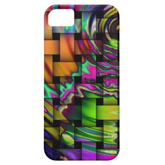 glass squares barely there iPhone 5 case