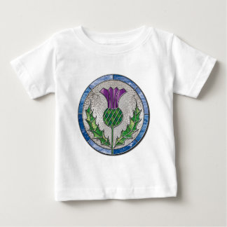 Glass Thistle Baby T-Shirt