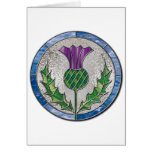 Glass Thistle Cards