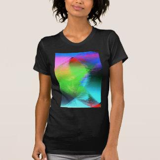 glass vase reflecting light t-shirts