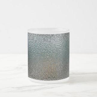 Glass Window Frosted Glass Coffee Mug