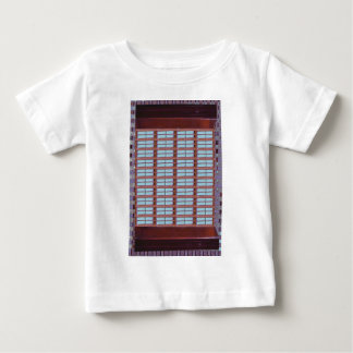 Glass windows from modern architecture elegant fun t shirt