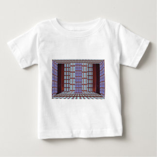 Glass windows from modern architecture elegant fun t-shirt