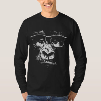 Glasses Gorilla T-Shirt