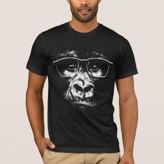 Glasses Gorilla T-Shirt