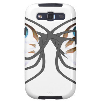 Glasses Image Samsung Galaxy SIII Covers