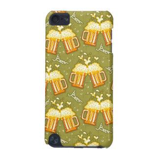 Glasses Of Beer Pattern iPod Touch 5G Cases