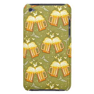 Glasses Of Beer Pattern iPod Touch Case-Mate Case