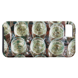 Glasses of Champagne on a table at a celebration Case For The iPhone 5