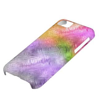 Glassy Ametrine Purple Texture iPhone 5C Case