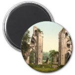 Glastonbury Abbey I, Somerset, England Magnets