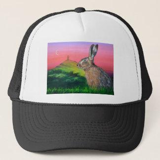 Glastonbury Hare Trucker Hat