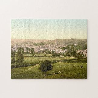 Glastonbury, Somerset, England Jigsaw Puzzle