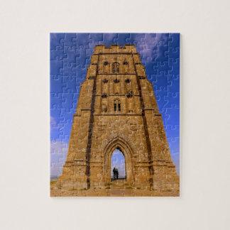 Glastonbury Tor Jigsaw Jigsaw Puzzle