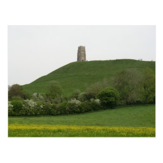 Glastonbury Tor Postcard
