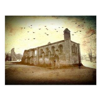Glastonbury Tor, Somerset Postcard