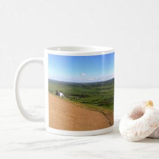 Glastonbury Tor View Coffee Mug