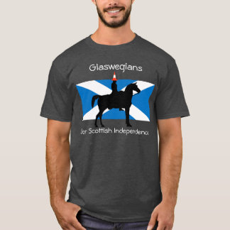 Glaswegian Scottish Independence T-Shirt
