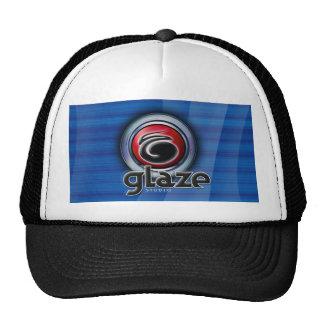 Glaze Blue Stripe Cap