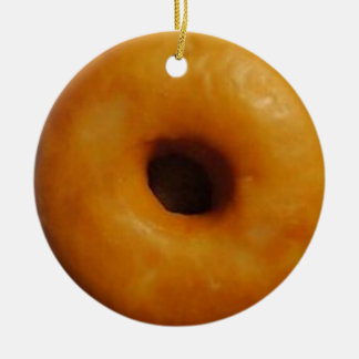 Glazed Donut Ornament