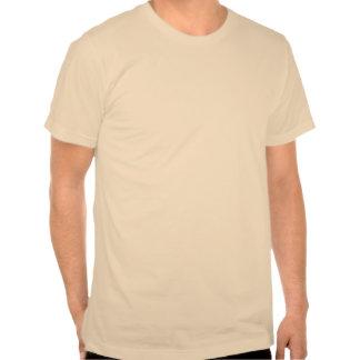 Glazed donut with nuts t-shirts