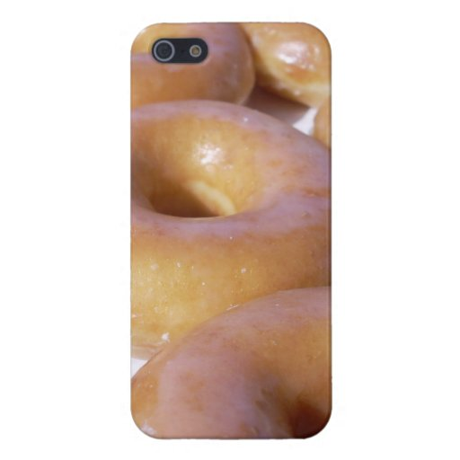 Glazed Doughnuts iPhone Case Covers For iPhone 5