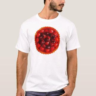 Glazed strawberry flan T-Shirt