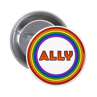 GLBT Ally Button