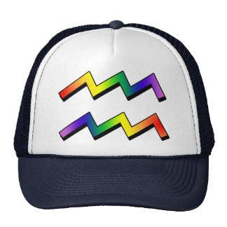 GLBT Aquarius Hat