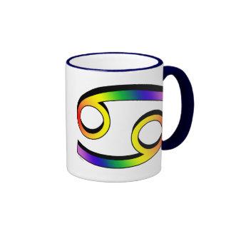 GLBT Cancer Coffee Mugs