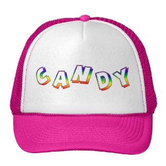 GLBT Candy Mesh Hat