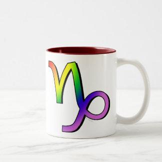 GLBT Capricorn Coffee Mugs