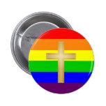 GLBT Christian Pride Pin