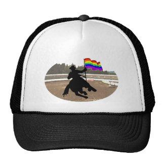 GLBT Cowboy Pride Hat