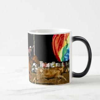 GLBT Cowboy Pride Morphing Mug