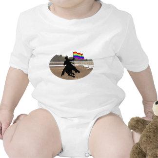 GLBT Cowboy Pride Tshirt