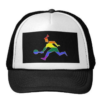GLBT Female Tennis Pro Hats