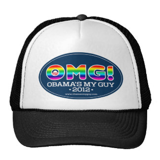 GLBT for Obama Cap