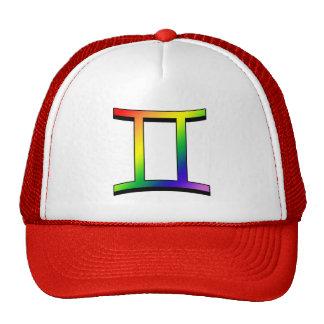 GLBT Gemini Mesh Hats